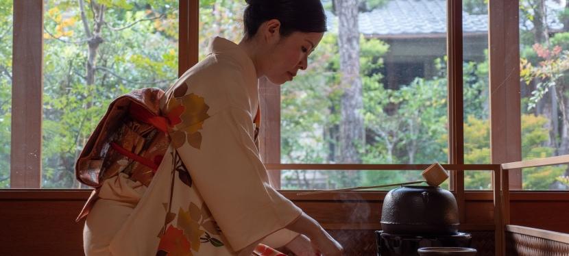 Wa Kei Sei Jaku (harmony, respect, purity,tranquility)